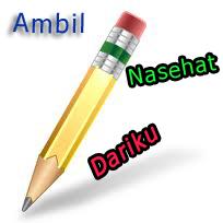 nasehat dari pensil