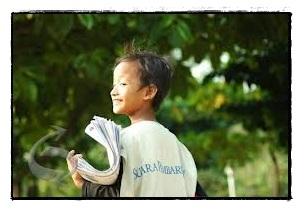 anak penjual koran